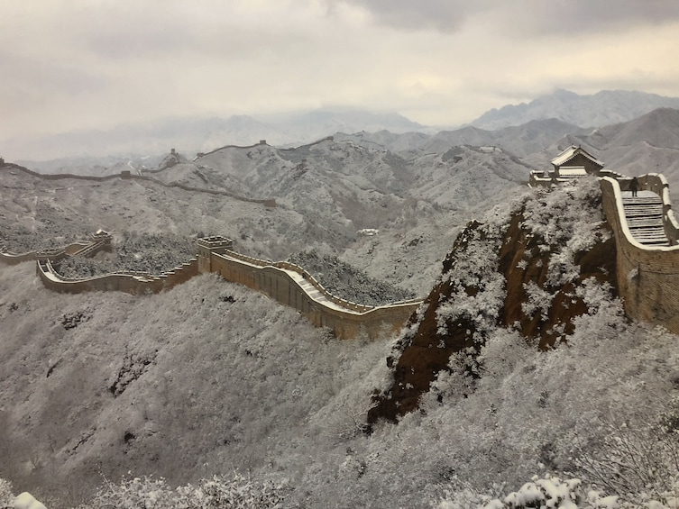 Show item 3 of 8. Private English-Speaking Driver to Jinshanling Great Wall