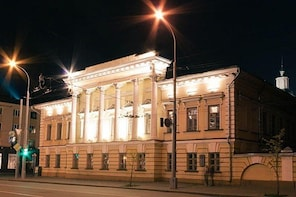 Excursion of Tomsk Museum