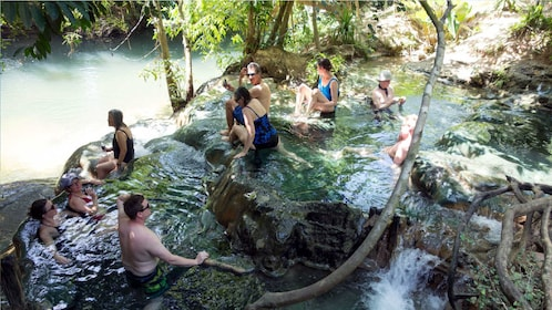 Lost in the heaven at Emerald Pool and hot Spring from Krabi