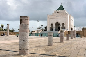 Full-Day Private Tour to Rabat From Marrakech