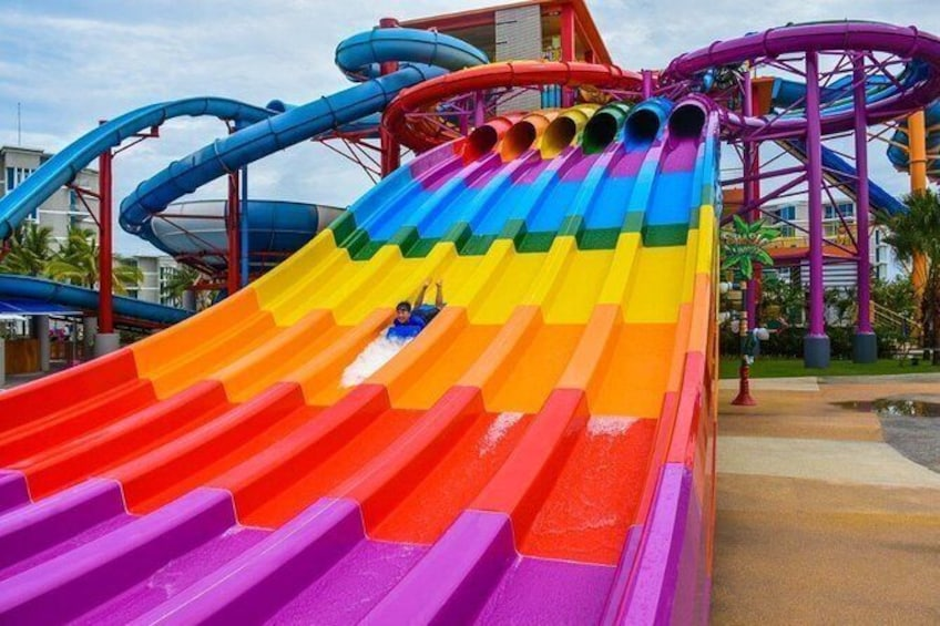 Show item 2 of 5. Phuket: Splash Jungle Water Park Tickets WITH Optional Hotel Transfers