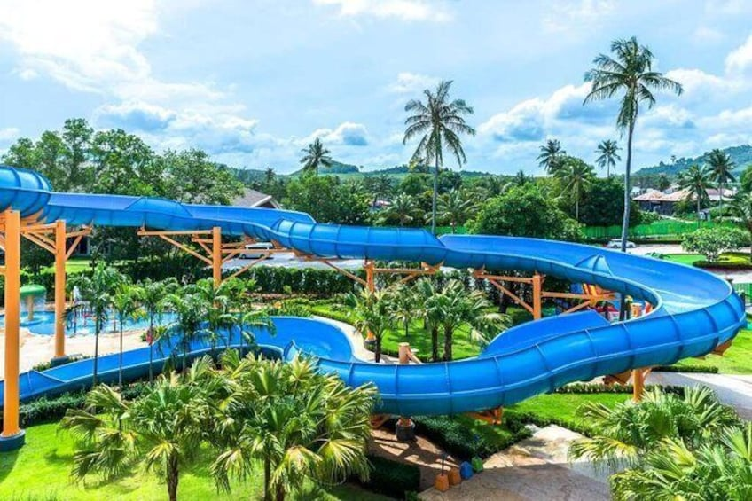 Show item 3 of 5. Phuket: Splash Jungle Water Park Tickets WITH Optional Hotel Transfers