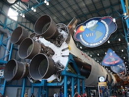 1-Day Kennedy Space Center Tour Q1AT