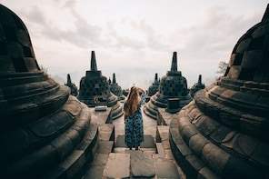 Yogyakarta Private French Tour Guide with Custom Itinerary