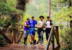 Hiking Tour to Celaque, the highest mountain in Honduras