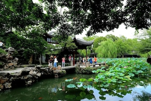 Private Suzhou Day Trip from Shanghai by Bullet Train