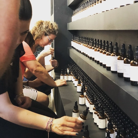 Create your Own Natural Perfume