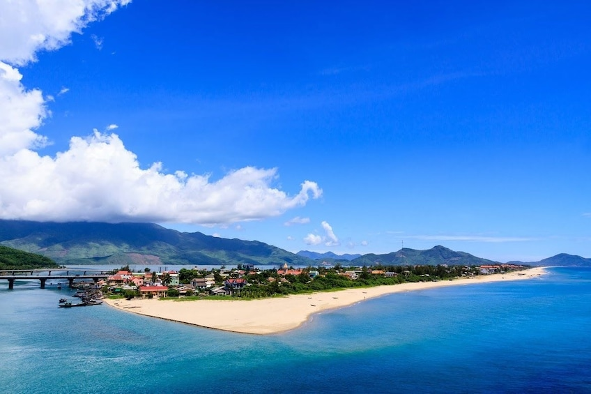 Show item 1 of 9. Hue to Hoi an ( a day trip) by private car with driver