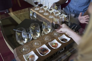 Cave, Wine and Dine Tour