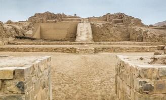 Pachacamac Pre-Inca Temple - Peru