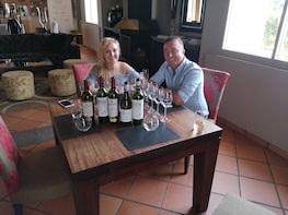 Cape Winelands Scheduled Guided Day Tour from Cape Town