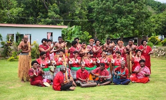 The Authentic Fijian Cultural Experience (Half Day)