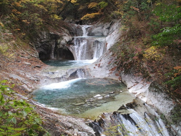 Show item 3 of 5. 1 day hike in Nishizawa Valley