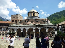 Rila Monastery - Private tour