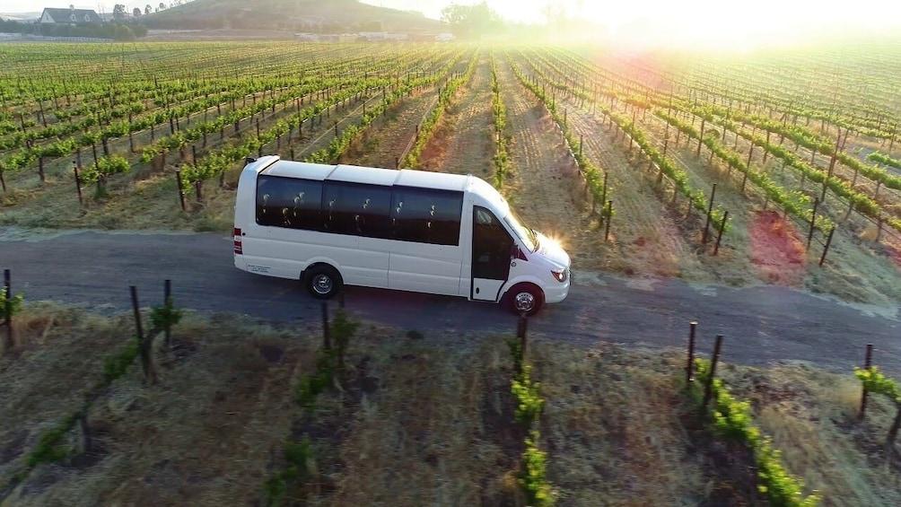 Show item 3 of 8. Classic Wine Adventure  (PM Departure)