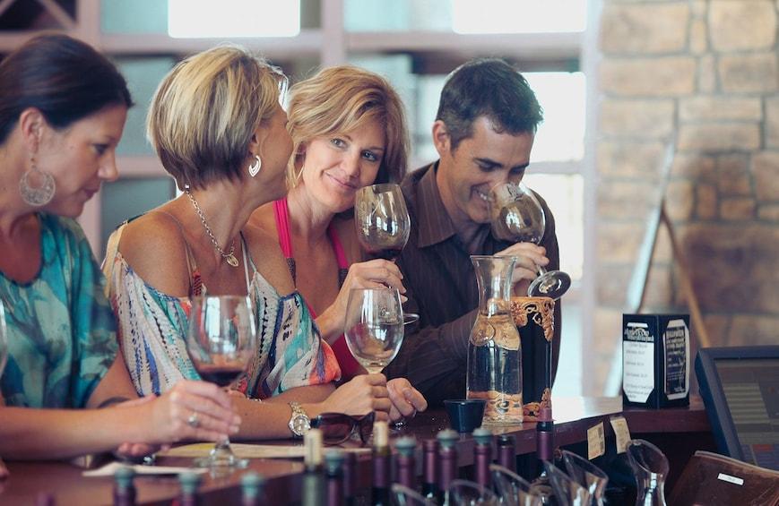 Show item 1 of 8. Classic Wine Adventure  (PM Departure)