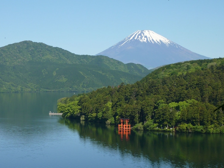 Show item 4 of 6. 10-hour Mt.Fuji & Hakone tour to/from Tokyo with Private Car