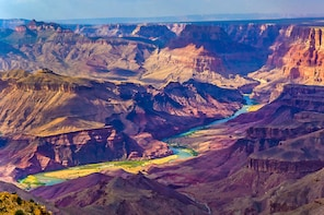 Grand Canyon Tour with the Navajo Reservation from Phoenix