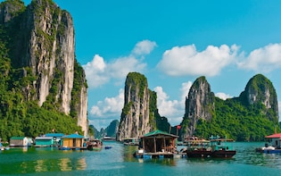 Half-Day Halong Bay With 4 Hours Boat Trip - Standard Tour