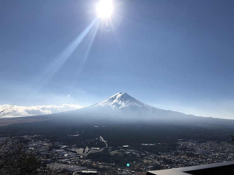 Show item 4 of 5. 9-hour Mt.Fuji & Hakone to/from Odawara with Private Car