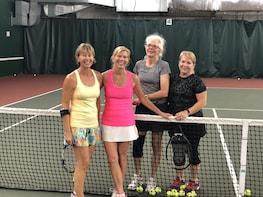 Semi Private Tennis Lesson