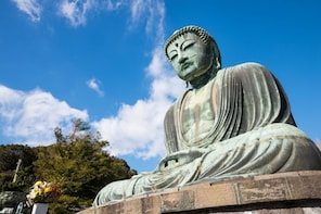 7-hour Kamakura tour to/from Yokohama with private car