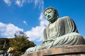 7-hour Kamakura tour to/from Yokohama with private car