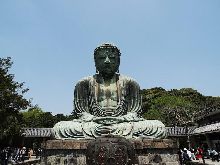 Show item 4 of 7. 7-hour Kamakura tour to/from Yokohama with private car