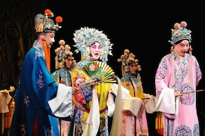 Peking Opera Show with Optional Hotel Pickup