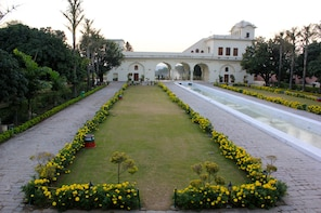 Excursion to Pinjore Gardens-Chandigarh- Private tour