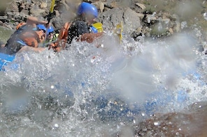 Royal Gorge Half-Day Rafting Trip