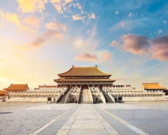 Forbidden City & Mutianyu Great Wall Tour (WITH LUNCH)
