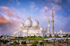 Abu Dhabi City tour on Sharing Basis