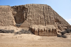 Full day Huaca of the Moon, Chan Chan and Huanchaco - Perú