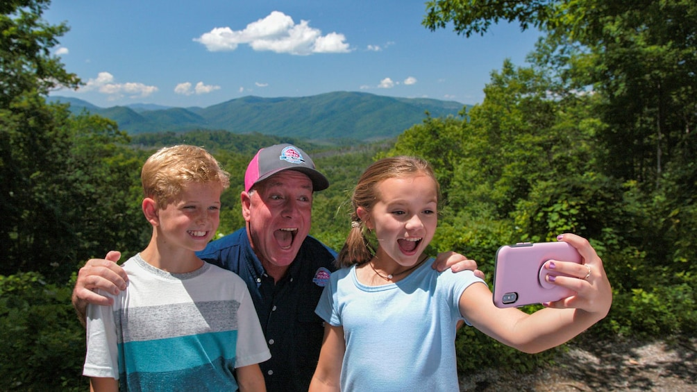 Show item 7 of 7. Roaring Fork Smoky Mountains Tour