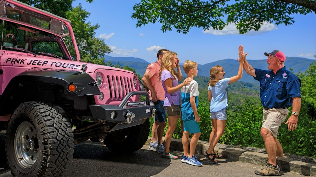 Show item 1 of 7. Roaring Fork Smoky Mountains Tour
