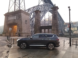 Porto Private Vehicles & Chauffeur at your disposal- 8 Hours
