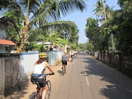 Cycling tour of different communities who have made Cochin