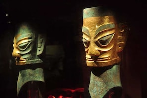 Chengdu Giant Pandas and Sanxingdui Museum of Bronzes