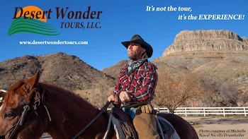 Horseback Riding/Arizona Joshua Tree Forest & Buffalo Tour