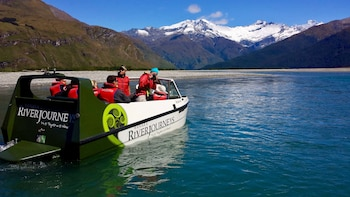 Jet Boat and Wilderness Walk- Winter Special