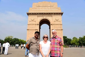 1 Day Delhi and 1 Day Agra Tour From Delhi by Car (Road)
