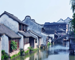 One-day Wuzhen Water Village Tour