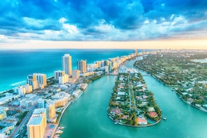 MIAMI CITY TOUR & BISCAYNE BOAT