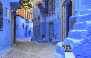 Private Day Tour from Fez to Chefchaouen