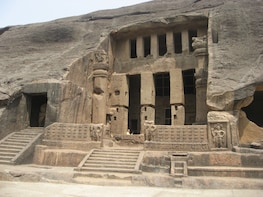 Elephanta and Kanheri Caves combined tour