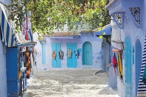 5 Days Private Tour Fes & Chefchaouen (from Fes)