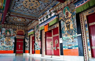 Excursion to Rumtek Monastery-Gangtok