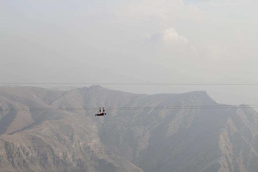 Jebel Jais Flight World's Longest Zipline