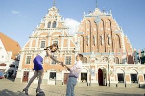 Discover Old Riga Photoshoot-Tour